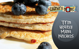 Trim Healthy Mama Pancakes