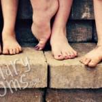 ~ Dirty Feet ~