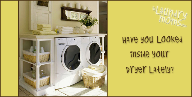 Dryer maintenance, lent, dryer vent cleaning
