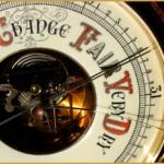 My Barometer…