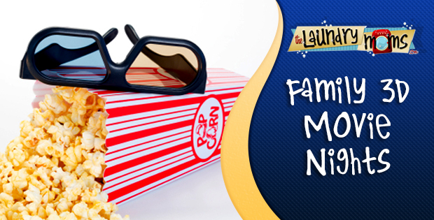 Family Movie Night, 3D Movies, Friendship Building, How to Make Friends