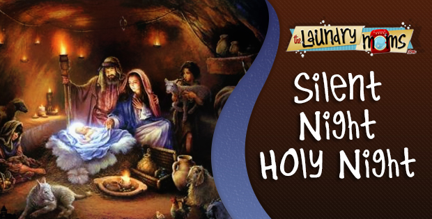 Christmas, Holy Night, Silent Night, Jesus' Birth, Rest Day