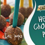 Healthy Chocolate Pops