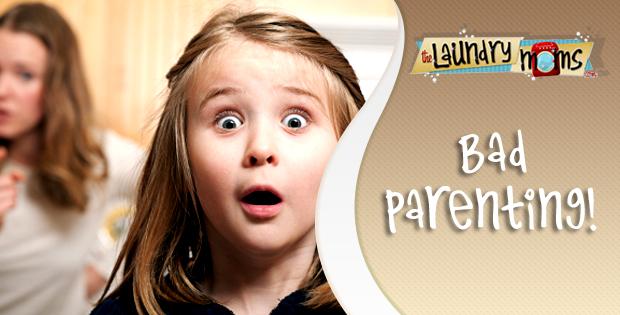 Raising Kids, Parenting, Bad Parenting, Mistakes with Raising Kids, How to be a Parent, Parenting Advice