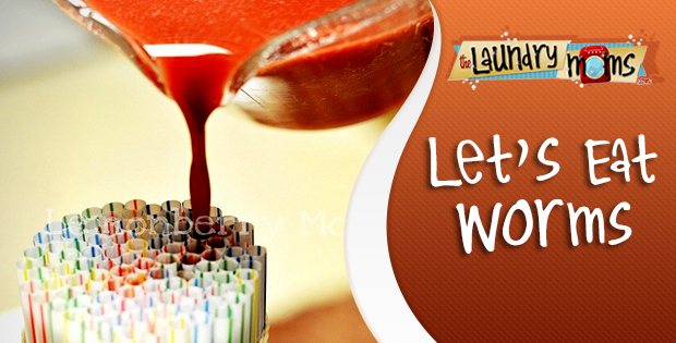 Jello Recipes, Cooking with Kids, Gummy Worms