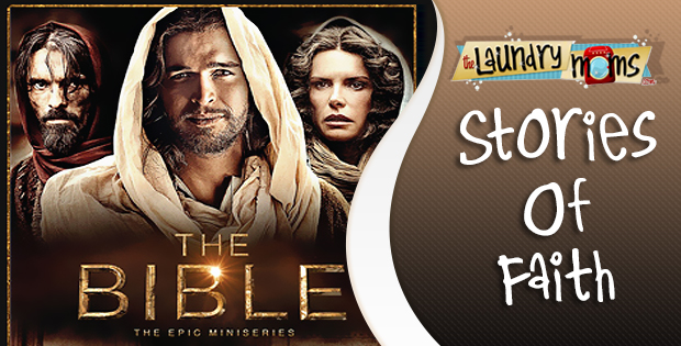 The Bible Series, Roma Downey, Mark Burnett, Family Movie Night