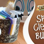 Spring Cleaning Bucket