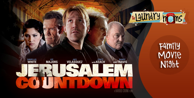 Family Movie Night, Action Movie, Jerusalem Countdown