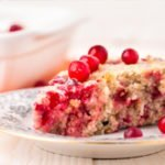Trim Healthy Mama Cranberry Pie