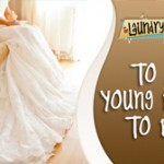 To A Young Bride To Be