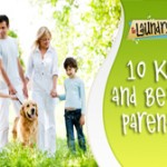 10 Keys and Be's of Parenting
