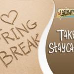 Take a Staycation!