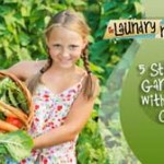 5 Steps to Gardening with Your Child