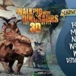 Family Movie Night- Walking With Dinosaurs