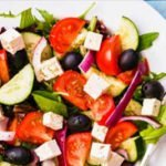 My Salad is Greek to Me!