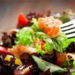 Slimming Salmon Salad