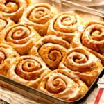 Sprouted Cinnamon Rolls