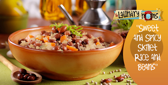 Sweet-and-Spicy-Skillet-Rice-and-Beans_558x284