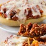 Spaghetti Squash Spinach Lasagna