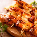 Spicy Lemon Shrimp