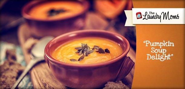 Pumpkin Soup Delight