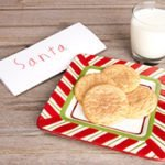 Holly Jolly Snickerdoodles