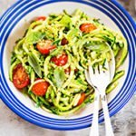 Zucchini Zoodle Delight