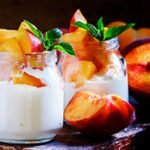 Just Peachy Yogurt