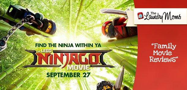 The Lego Ninjago Movie