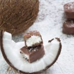Faux Peppermint Mound Bars