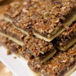 New Year's Party Pecan Bars