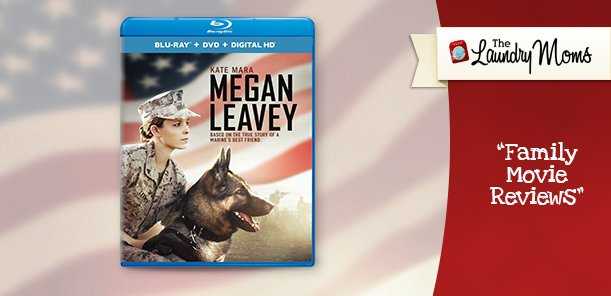 megan leavey DVD