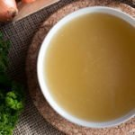 Lazy Bone Broth Soup
