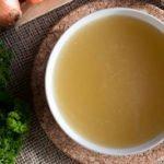 Lazy Bone Broth Soup