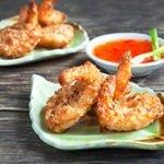 Scrumptious Coconut Shrimp