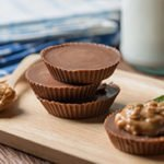 Nutty Chocolate Cups