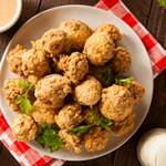 Crispy Fried Mushrooms