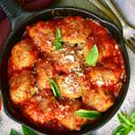 Turkey Meatball Casserole