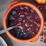 Guilt-Free Cranberry Sauce