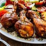 Secret Sauce BBQ Chicken