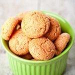Meringue Almond Cookies