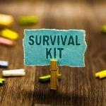 Summer Camp Survival Kit