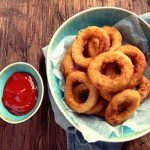 Guilt Free Onion Rings