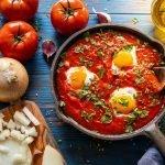 Savory Italian Egg Surprise